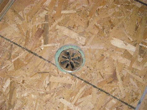 Basement sub floor « Greg MacLellan