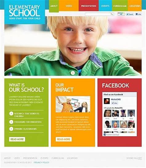 education themes in wordpress free one of the best education wordpress themes