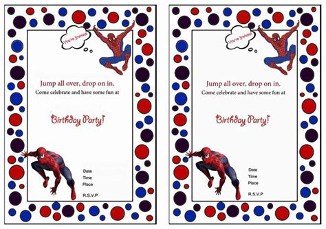free printable spiderman birthday decorations 415 best images about spiderman printables on pinterest