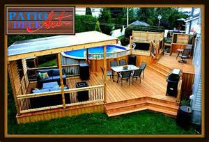 spa and deck creations