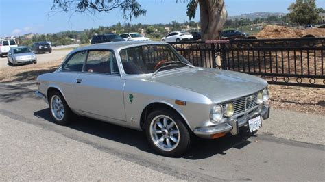 1974 alfa romeo gtv for sale silver 1974 alfa romeo gtv for sale