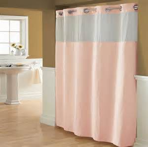 hookless shower curtain liner set bathroom stall waffle