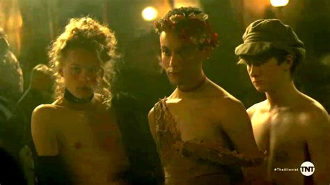 a fruitful partnership the alienist cross dressing boys sexualized in