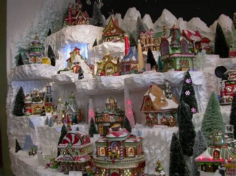 christmas village layout ideas reanimators