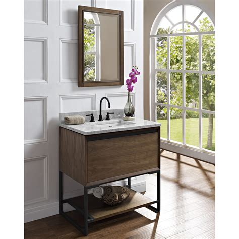 fairmont designs m4 36 quot vanity walnut free