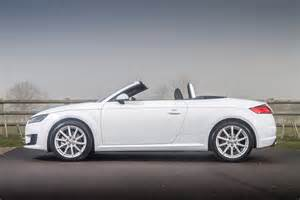 audi tt roadster 180 2016 review pictures auto express