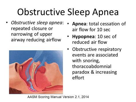 Sleep Apnea by Interpreting Sleep Study Reports A Primer For Pulmonary
