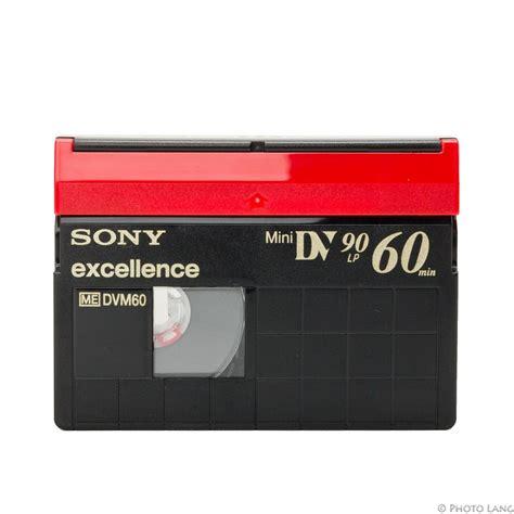 minidv cassette sony eccellenza minidv mini dv cassetta vuota cassetta 60