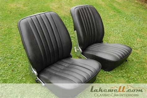Porsche 356 Sitze by Front Seat Restoration Kit 2 Seats Porsche 356 59 65