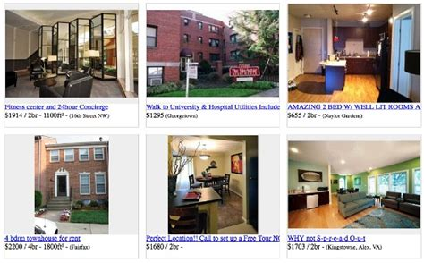 craigslist appartment the craigslist change that apartment hunters will love