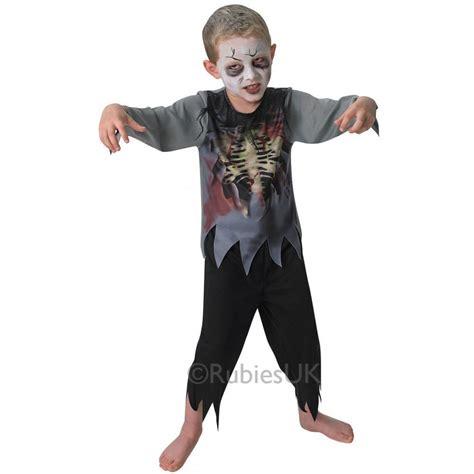 Imagenes De Zombies Para Halloween Para Niños | chicos zombie disfraz halloween terror undead infantil
