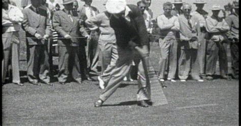 swing the clubhead golf instruction the ben hogan collection the legacy and history swing