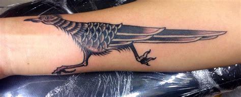 roadrunner bird tattoo google search tatts pinterest