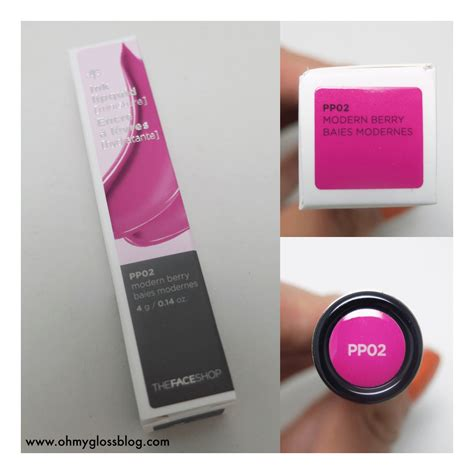 The Faceshop Watery Tint Original Ori Korea korean the shop ink lipquid review oh my