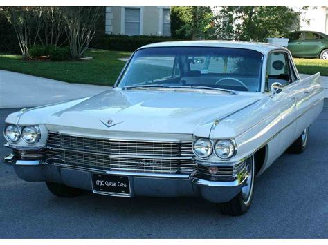 62 cadillac for sale 1963 cadillac series 62 for sale classiccars cc 975008