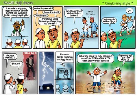komik islami komik haji jayus lembar kehidupan