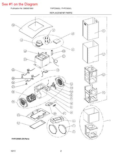Chimney Parts And Supplies - chimney part 5304484114 appliance parts and supplies