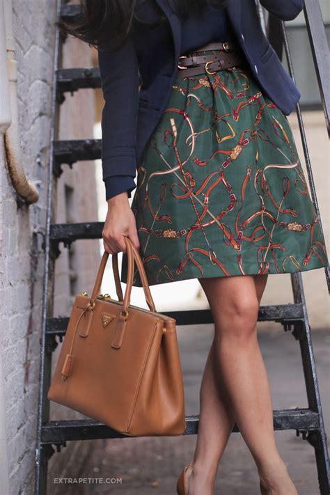 tutorial preview diy a line skirt w pockets