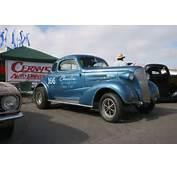 Gasser Chevy Coupe  MyRideisMecom