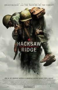 hacksaw ridge mel gibson s hacksaw ridge gets a new poster