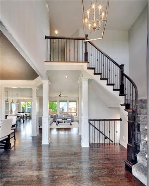 single story house interior design open floor plan august  house floor plans