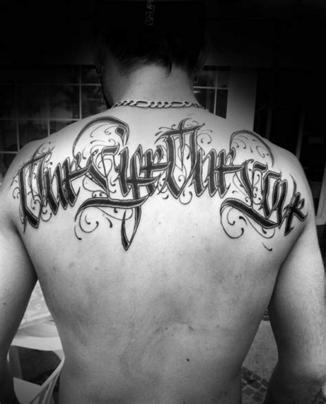 back tattoos for words wording tattoos page 34