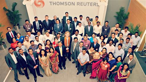 Mba In Thomson Reuters Hyderabad by India Careers Thomson Reuters