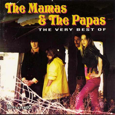 mamas and papas best of the mamas the papas the best of cd at discogs