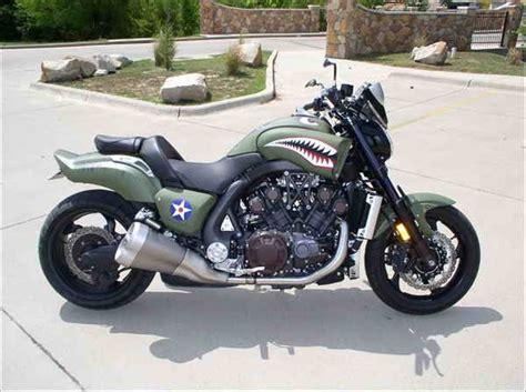 motorcycle modifications custom yamaha vmax