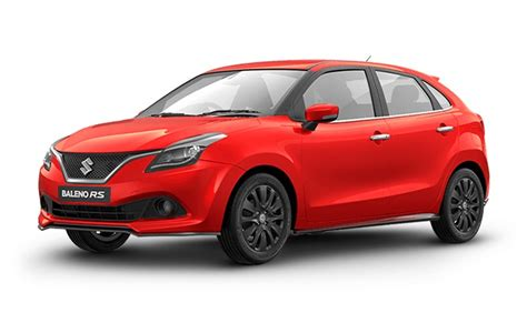 maruti suzuki baleno car maruti suzuki baleno rs price in india gst rates images