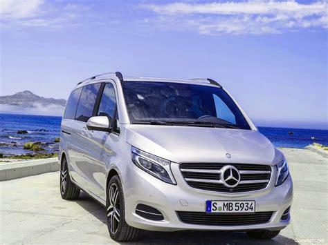 mercedes v class 2015 price