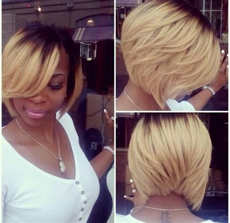 bob haircuts black hair 2015 groovy short bob hairstyles for black women styles weekly