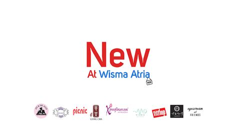wisma atria new year promotion new food and lifestyle tenants at wisma atria