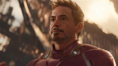 leaked iron man pic reveals avengers endgame spoilers