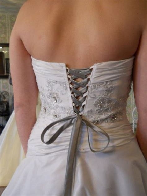 Wedding Dress Zip To Corset by 10 Best Images About Corset Back On Sky