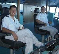cruise ship 3rd officer