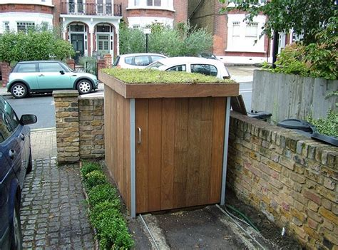 Build Your Own Bike Shed by How To Build A Bike Storage Shack Icreatived