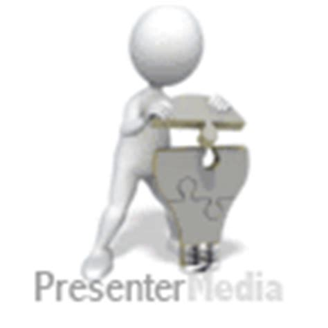gif format in powerpoint 3d figures animated clipart at presentermedia com 30