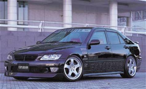 Toyota Altezza Is300 Toyota Altezza And Lexus Is300 Why Clublexus Lexus