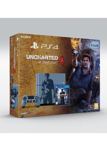 Bd Ps4 Uncharted 4 Se playstation 4 1tb uncharted 4 limited edition playstation 4 discshop se