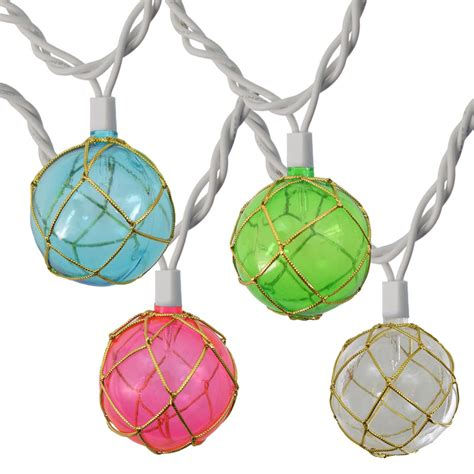 Colorful String Lights Pastel Colored Float String Lights