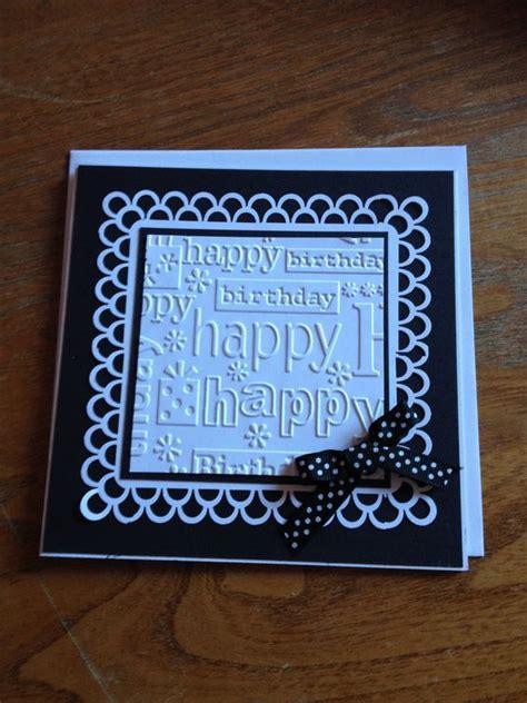 Martha Stewart Handmade Cards - martha stewart punches embossing folder and punch on