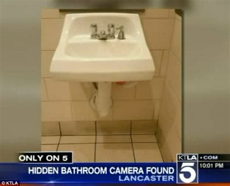 hidden camera in boys bathroom californian boy 5 discovers hidden camera in lancaster