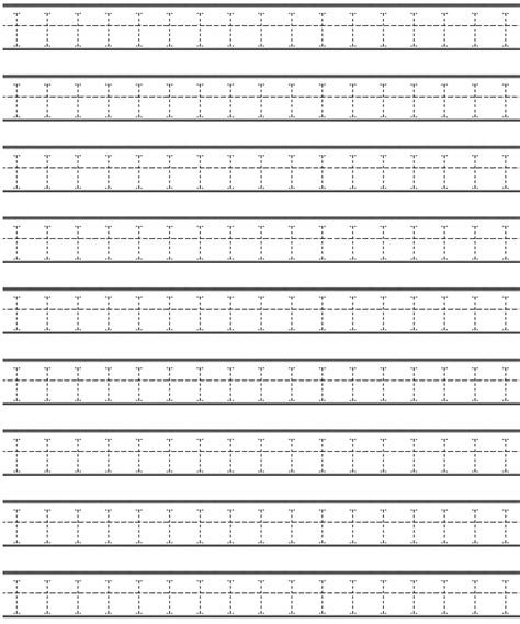 16 best images of handwriting worksheets for adults