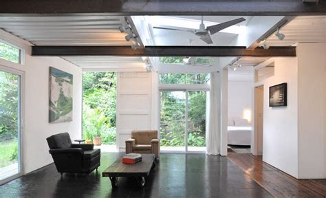 Container Homes Interior by Dise 241 O De Casas Con Contenedores Construcci 243 N