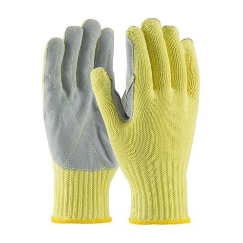 cut resistant gloves kevlar gloves with leather palm cut resistant gloves gloves industrial