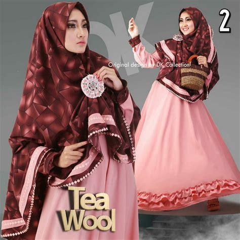 Busana Muslim Stripe Zahra busana muslim fashion butiq laman 12