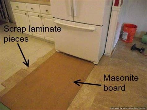 Installing Laminate Tile Over Ceramic Tile « DIY laminate