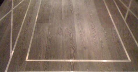 wood floor  metal inlay design detail pinterest