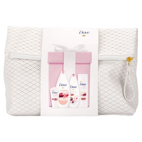 Dove Gift Pouch dove feelgood wash bag gift set free shipping